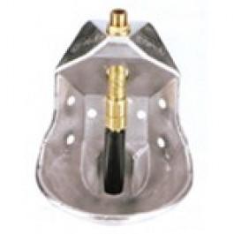Copele Bebedero Empujador Aluminio Ovino